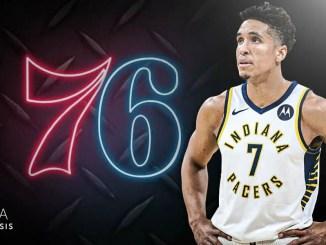 Malcolm Brogdon, Philadelphia 76ers, Indiana Pacers, NBA