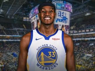 Myles Turner, Golden State Warriors, NBA