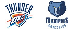 Playoffs NBA 2011 Thunder Grizzlies