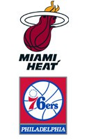 Playoffs NBA 2011 Heat Sixers eliminatoria