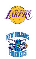 Playoffs NBA 2011 Lakers Hornets eliminatoria