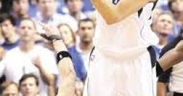 Dirk Nowitzki el héroe