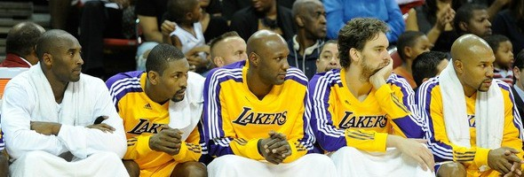 El futuro de estos Lakers con lockout se presenta incierto