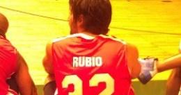 Primer partido de exhibición para Ricky Rubio