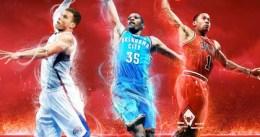 Vídeo NBA 2K13, novedades y evolución en animación de jugadores