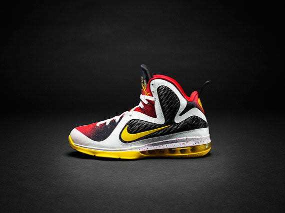 LeBron 9 Championship Pack LBJ EarnedNotGiven CHAMP LAT cleaned original
