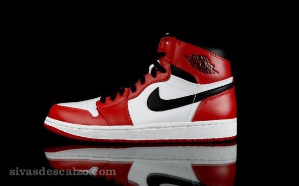 Air Jordan 1 Nuevos Modelos