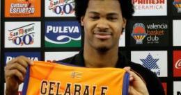 Mickael Gelabale firma por diez días con los Minnesota Timberwolves