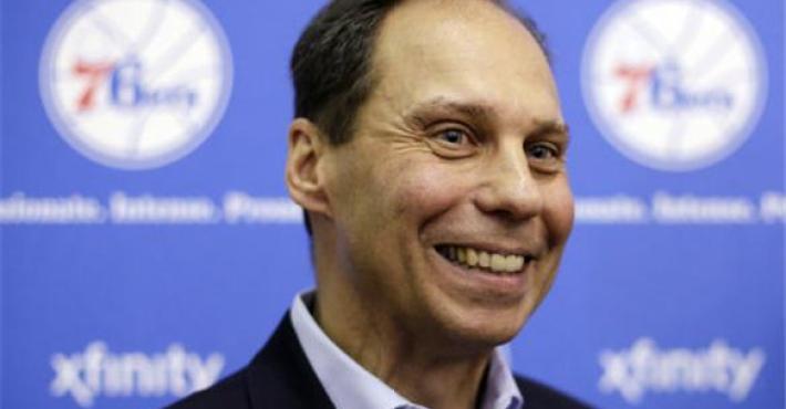 Tony DiLeo, ex de Sixers, cierra un acuerdo con los Washington Wizards