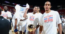 Golden State Warriors, campeones de Las Vegas Summer League 2013