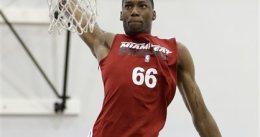 Eric Griffin realizará la pretemporada con los Miami Heat