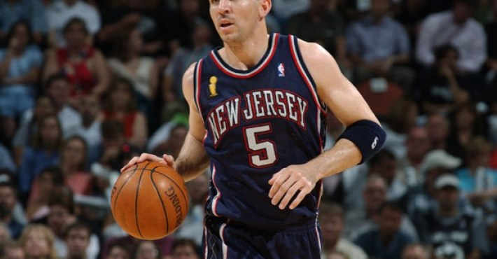 Brooklyn Nets le retirará el dorsal número 5 a Jason Kidd