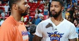 Traspaso de varios jugadores entre Pistons y Suns