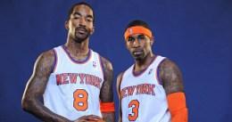 J.R. Smith cree que su hermano tiene el suficiente talento como para quedarse en los Knicks