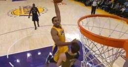 Vídeo: Descomunal mate de Xavier Henry en el Lakers-Pelicans
