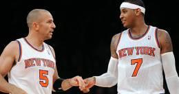 Carmelo Anthony echa de menos la veteranía de Jason Kidd y Rasheed Wallace