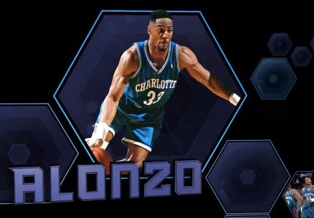 Charlotte Bobcats Alonzo Mourning