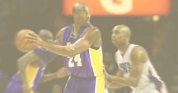 Kobe Bryant, quinto jugador con más minutos en la historia de la NBA