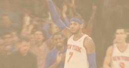 Los Knicks arrollan a los Nuggets con 31 puntos de Carmelo Anthony