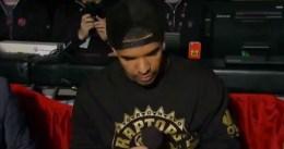 Drake presenta el quinteto inicial de los Toronto Raptors