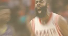 Houston vence claramente a Portland con 44 puntos de Harden