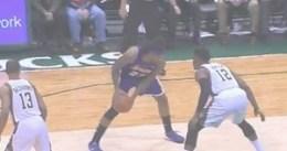 Milwaukee gana a los Lakers y consigue una victoria 18 días después