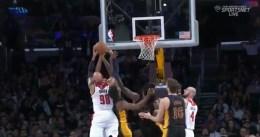 La NBA sanciona con 15.000 dólares a Drew Gooden