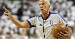 Dick Bavetta hace historia arbitrando su partido 2.633 consecutivo en la NBA