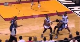 Miami Heat sobrevive a un final ajustado y pone el 2-0 ante Charlotte Bobcats