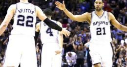 Los Spurs vuelven a arrasar a los Thunder, por 28 puntos, y se quedan a un triunfo de la Final de la NBA
