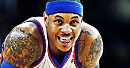 Carmelo Anthony anota 25 puntos y los Knicks suman su tercer triunfo consecutivo