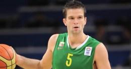 Mantas Kalnietis, base titular de Lituania, se perderá el Mundial