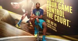 Nike igualará la oferta de Under Armour a Kevin Durant