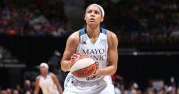 Maya Moore es nombrada MVP de la WNBA