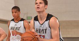 Miami Heat firma un contrato de diez días al escolta Tyler Johnson