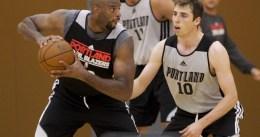 Justin Cobbs, Dallas Lauderdale y Brian Qvale realizarán el Trainning Camp con los Charlotte Hornets