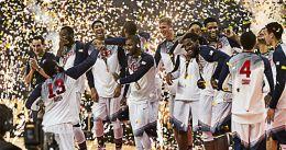 El Team USA juega hoy una exhibición con cinco novedades