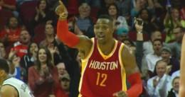 Dwight Howard, descontento en los Rockets