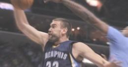 Marc Gasol domina en el triunfo de Memphis ante Clippers