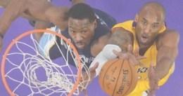 Kobe Bryant no pudo forzar la prórroga y Memphis ganó en Los Ángeles