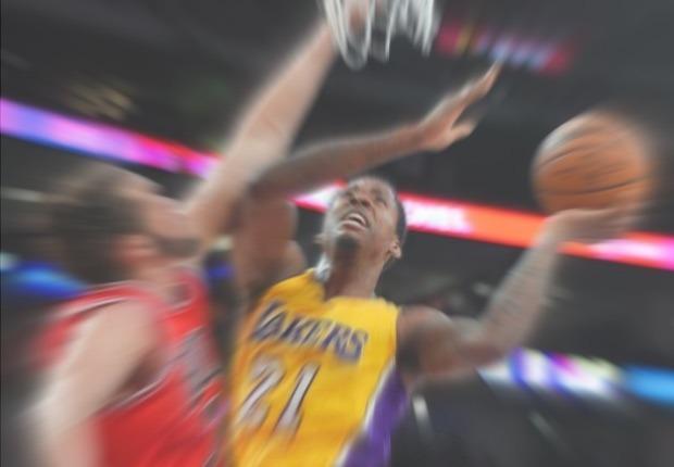Lakers Bulls