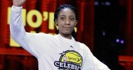Mo'ne Davis, la niña que protagonizó la mejor jugada del All-Star Celebrity Game