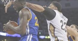 Los Pelicans ganan a los Warriors y superan a los Thunder en la clasificación
