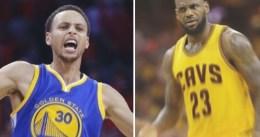 Lo más destacado de las Finales de la NBA entre Warriors y Cavaliers