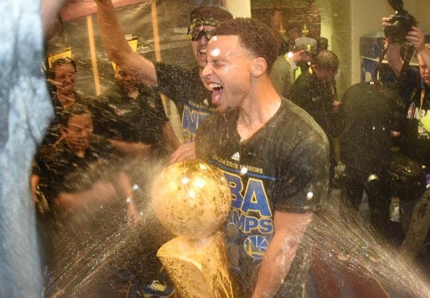 Stephen Curry NBA Finales 2015
