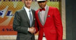 D'Angelo Russell será titular en el debut de los Lakers