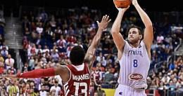 ¿Está Danilo Gallinari de vuelta en este Eurobasket?