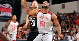 Jaron Johnson firma un contrato 'no garantizado' con los Wizards