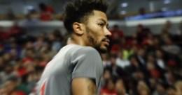 Los Knicks buscan el traspaso de Derrick Rose