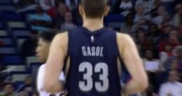 Marc Gasol amplía su arsenal a base de triples